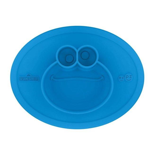 Ezpz Sesame Street Mat Cookie Monster