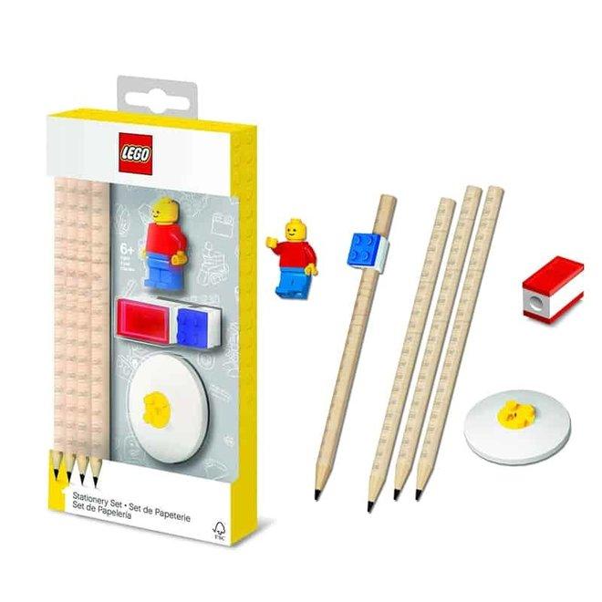 Lego Stationnary set 8pcs