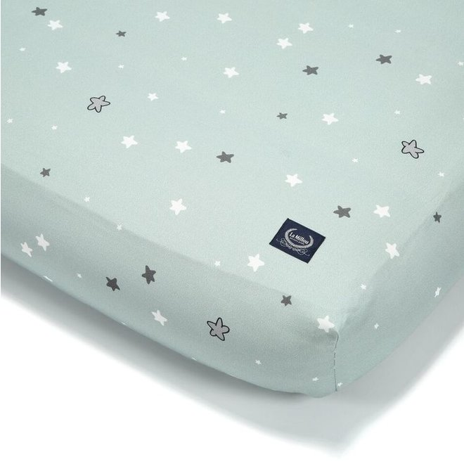 BED SHEET M 70 X 140 CM - NIGHT STARS