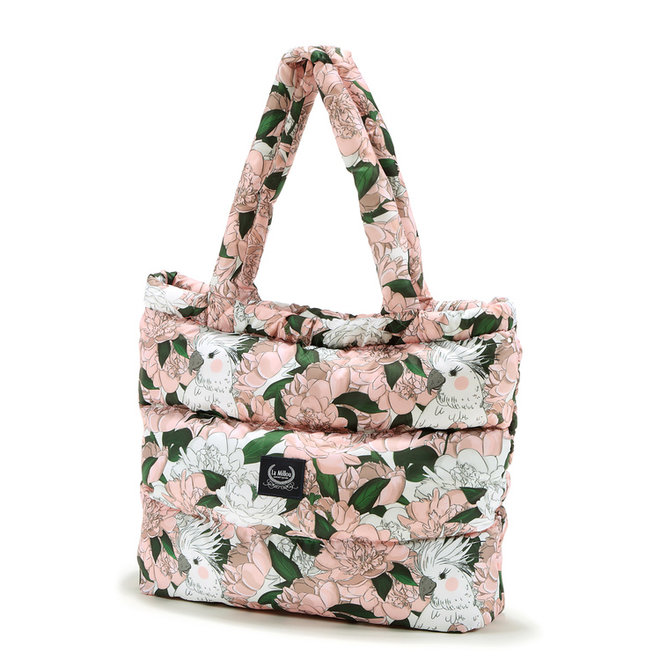 ASPEN WINTERPROOF SHOPPER BAG - LADY PEONY