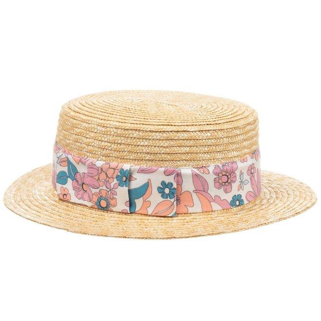Chloe Formenterad2Enf Hat Flowers