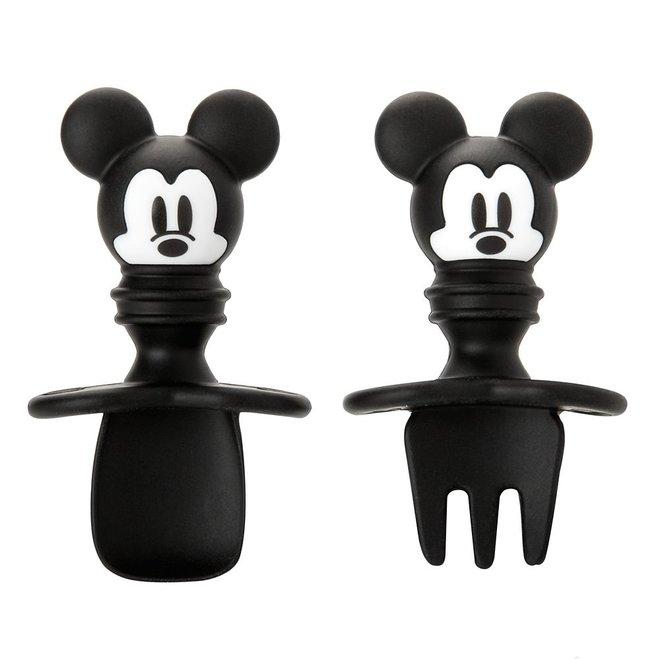 Bumkins - Disney - Silicone Chewtensils - Mickey
