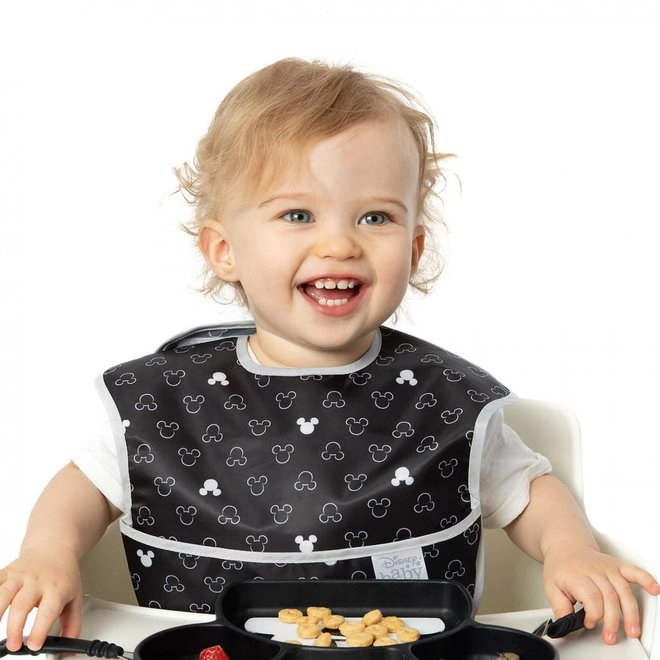 Bumkins - Disney - Superbib 3pk - Love Mickey