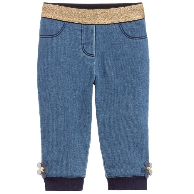 Coney Island D2 Trousers Denim Blue