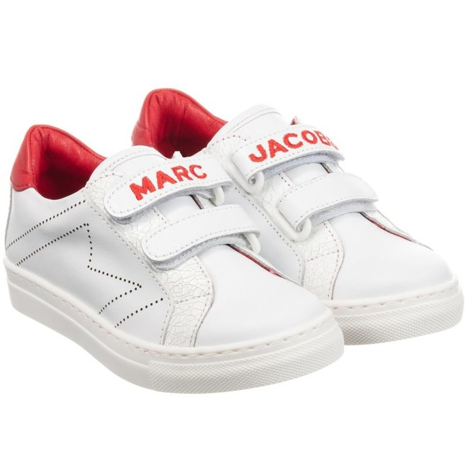 Coney Island D2 Trainers White