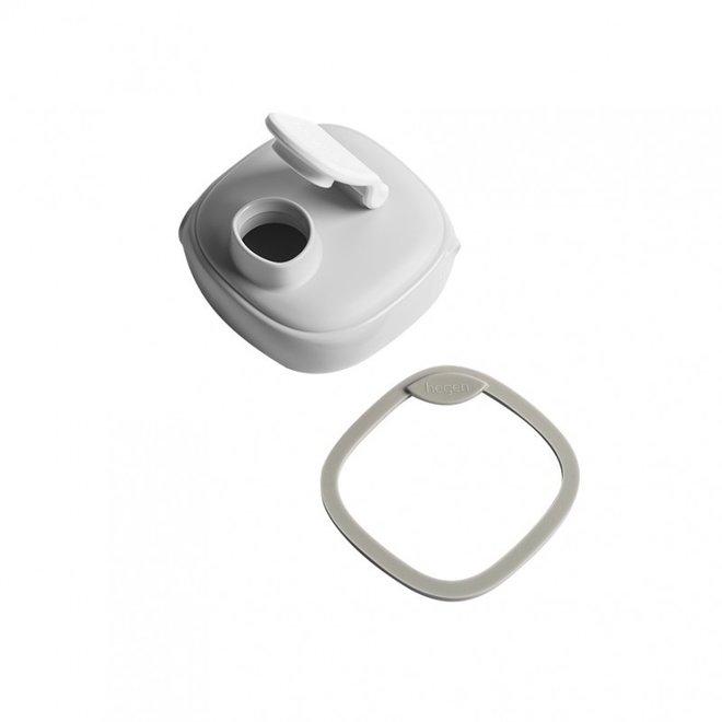 Hegen PCTO Spout (Grey)