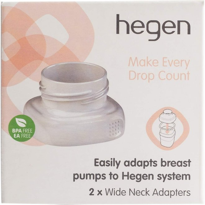 Hegen PCTO Wide Neck Adapters (2-pack)