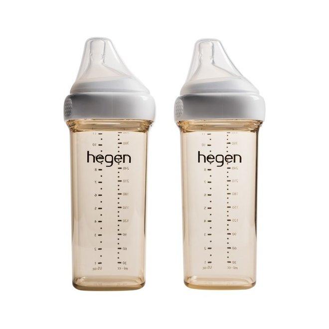 Hegen PCTO 330ml/11oz Feeding Bottle PPSU (2-pack)