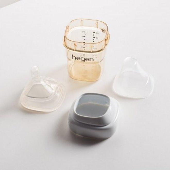 Hegen PCTO 150ml/5oz Feeding Bottle PPSU (2-pack)