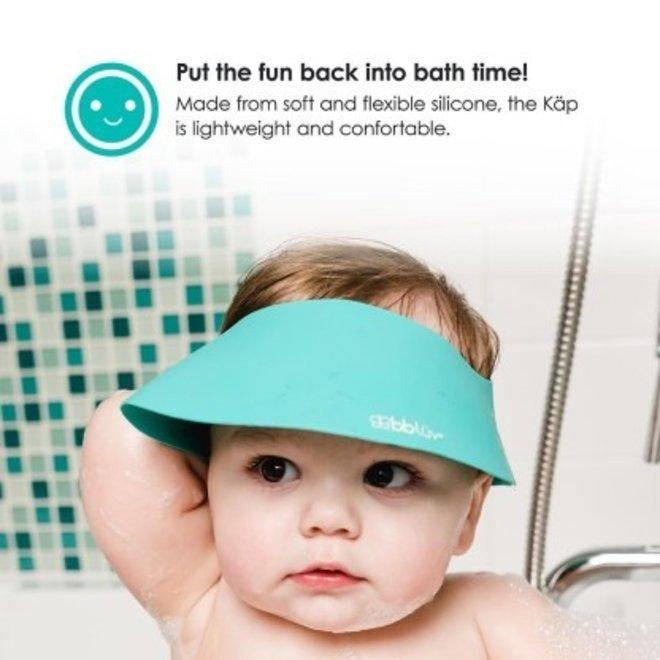 Käp - Silicone Shampoo Repellant Cap (Aqua)