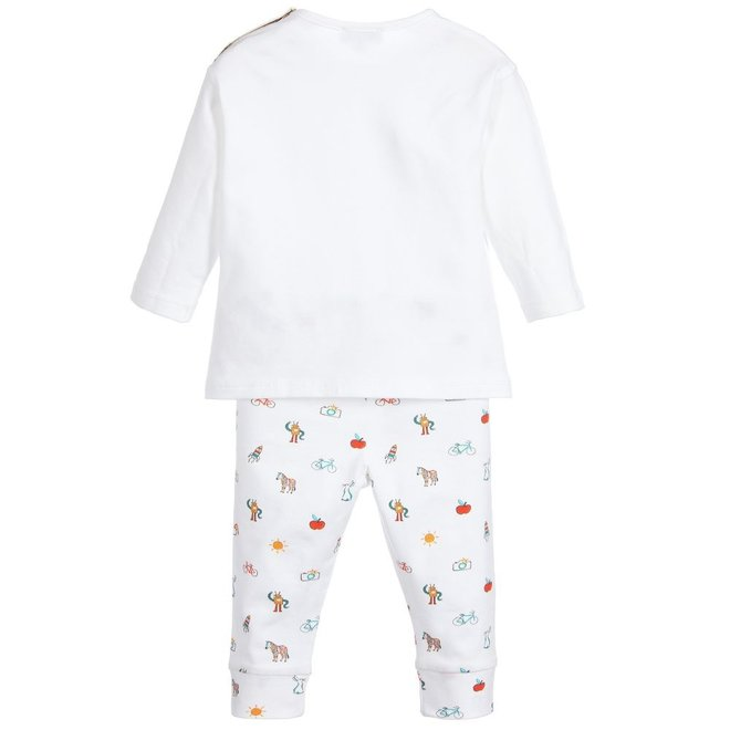Andouin Baby Outfit & Toy Gift Set 4pc