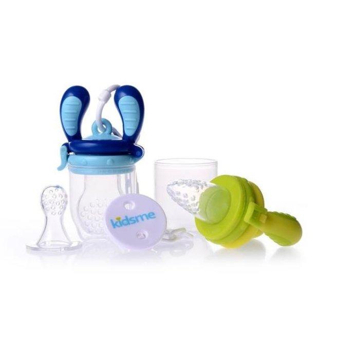 Foods Feeder Starter Pack-Lime Aquaramarine