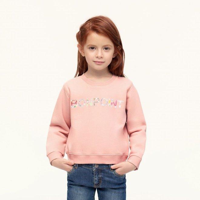 Floral Liberty Branded Sweatshirt