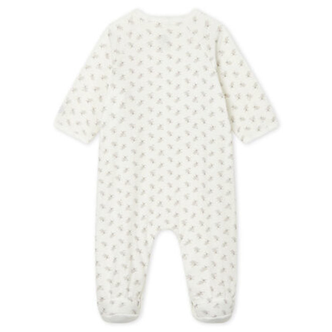 Babies' Tube Knit Sleepsuit
