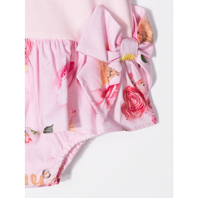 Floral Print Body With Gift Case