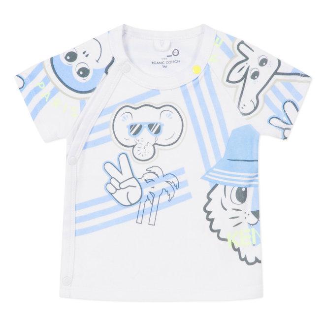 KENZO Juven kenzo Mini Boy T-shirt