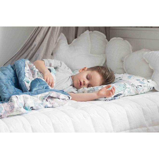 BED PILLOW - 40X60cm - BOHO ROYAL ARROWS