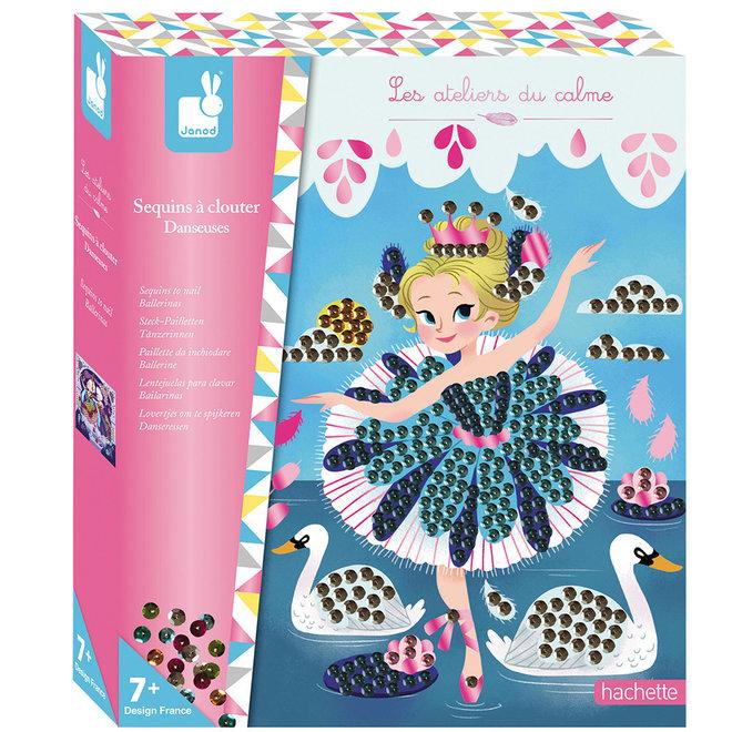 Hachette - Sequins Ballerinas