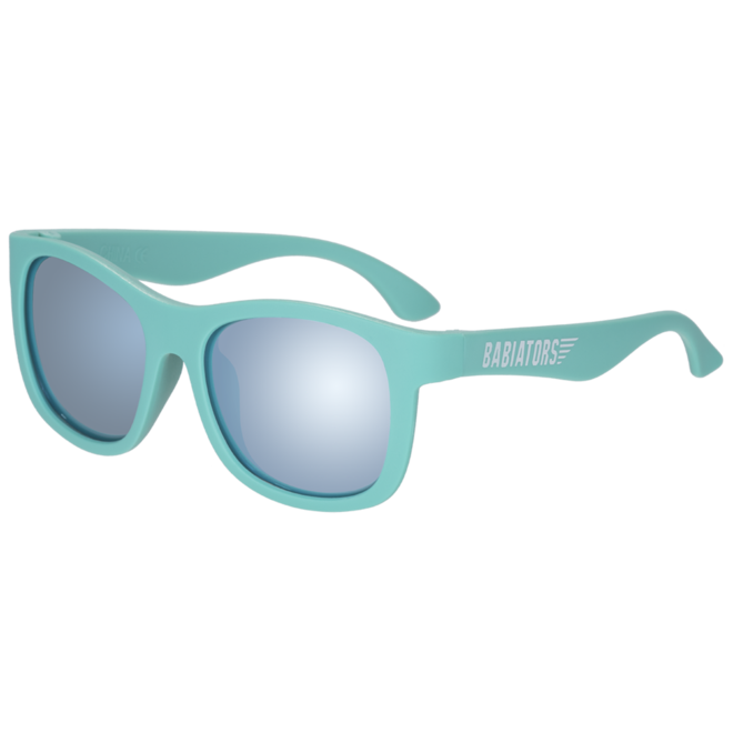 KIDS' SUNGLASSES - BLUE SERIES POLARIZED - The Surfer Turquoise