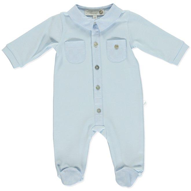 Babygrow Essentials Pureté Du I Blue