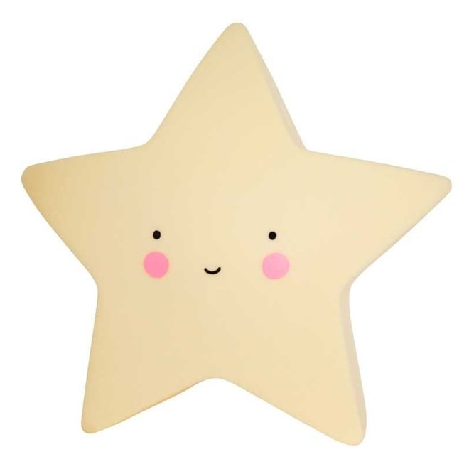 Little Light Star Yellow