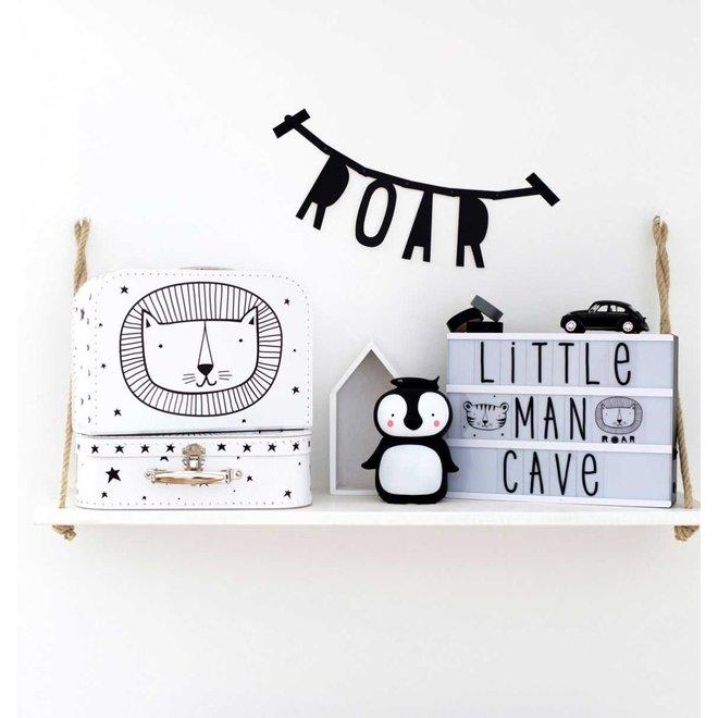 A Littly Lovely Company Lightbox A4: Black
