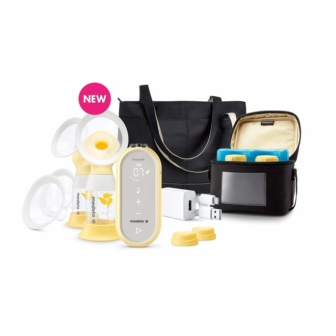 Medela Freestyle Hands-Free Double Breast Pump