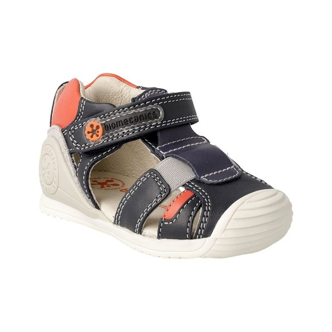 Biomecanics Shoes Boy Navy