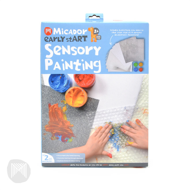 Micador early stART - Sensory Painting Pack