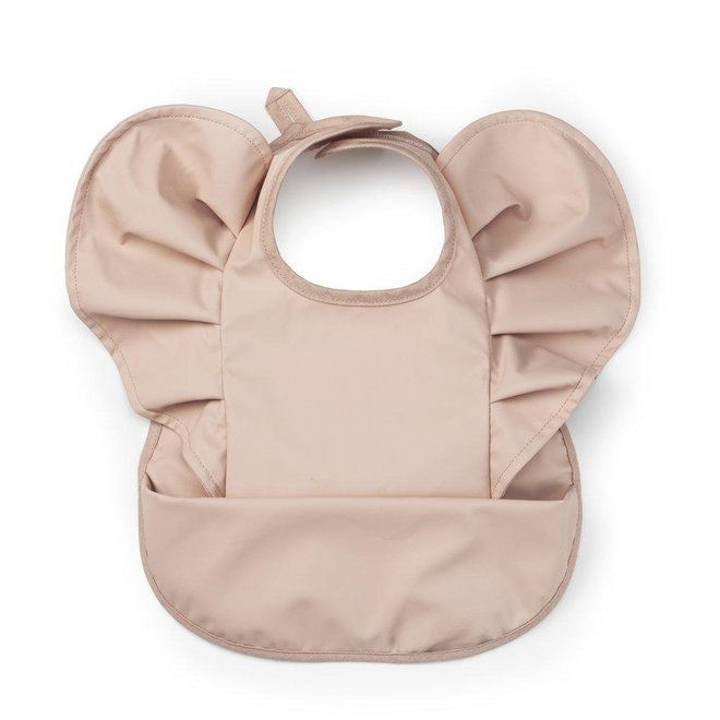 Elodie Details Baby Bib Powder Pink