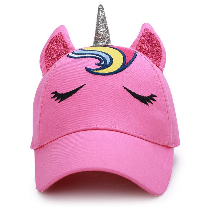 Flapjacks - Kids 3D Cap - Unicorn