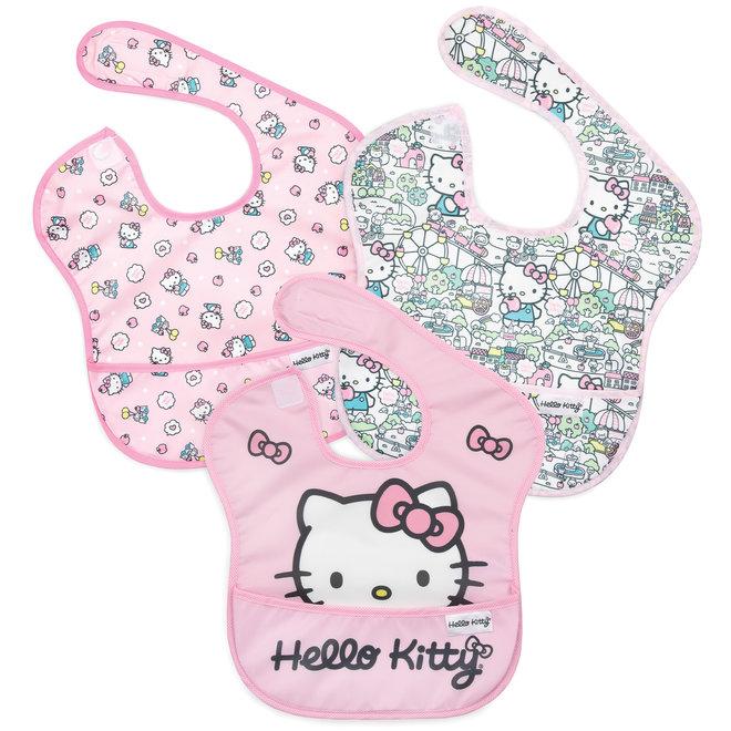 Bumkins - Hello Kitty - Superbib 3pk