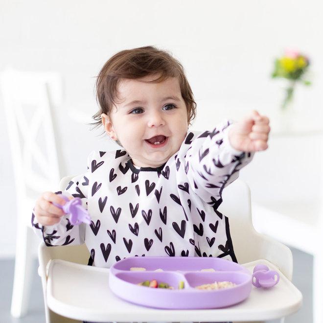 Bumkins - Silicone Chewtensils - Lavender