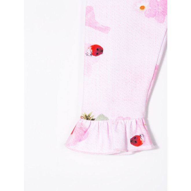 Lapinhouse Floral Print Leggings