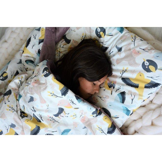 BIG BED PILLOW 40X60cm - HELLO WORLD