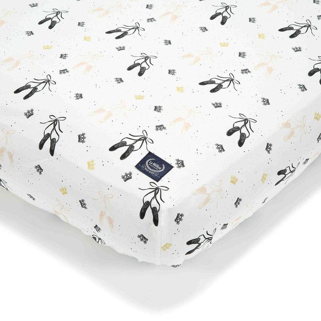 BED SHEET GOOD NIGHT - SWAN LAKE
