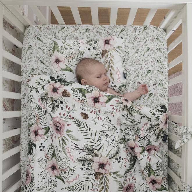 BED SHEET GOOD NIGHT - HELLO WORLD BIRDS