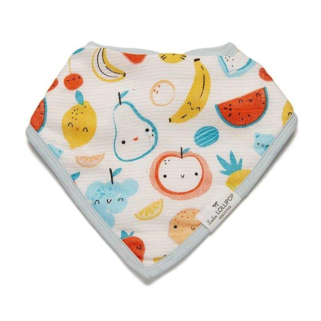 Bandana Bib Set Cutie Fruits