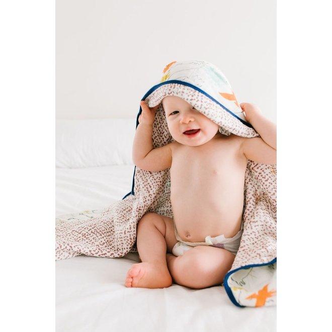 LOLLIPOP Hooded Towel Set - Dinoland