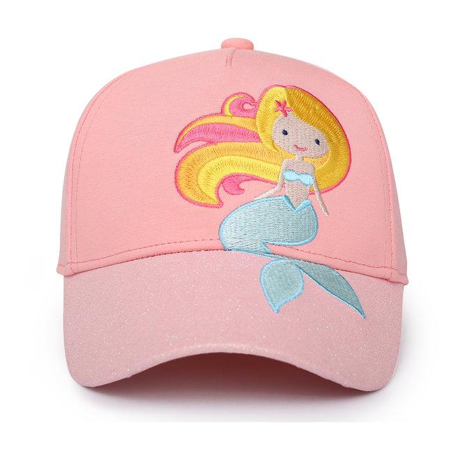 Flapjacks - Kids Ball Cap - Mermaid