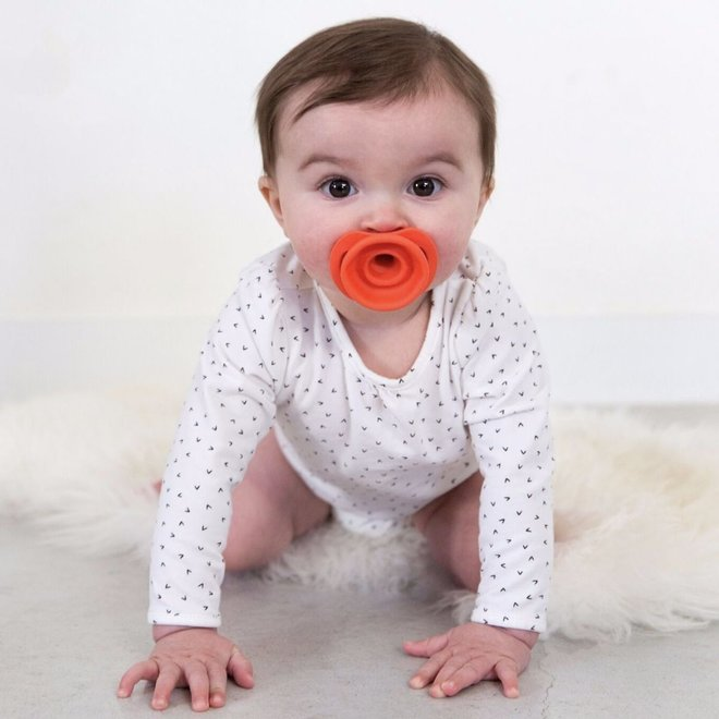 Doddle & Co. Pop Pacifier I Lilac You