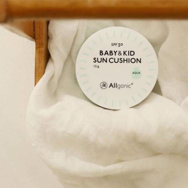 Allganic baby&kid sun cushion