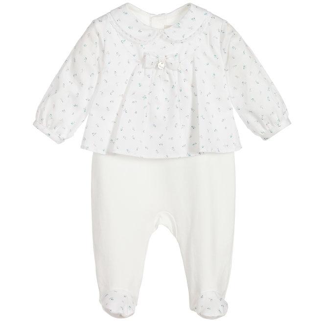 Babygrow Essentials Pureté Du I Flower