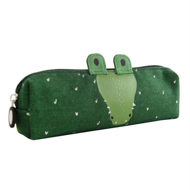 Trixie Pencil case long - Mr. Crocodile