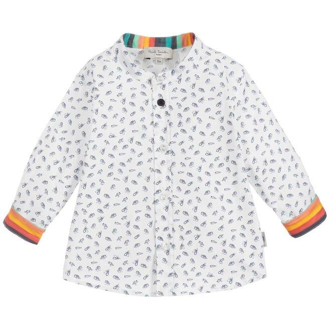 Aime Shirt White