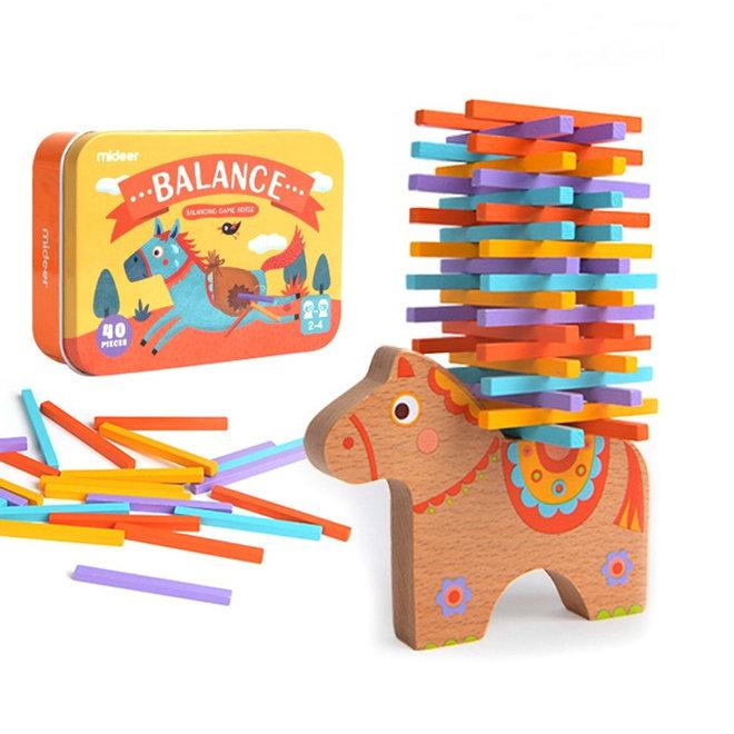 BALANCING GAME HORSE
