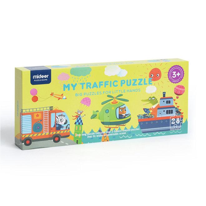 Giant Floor Puzzle – My Traffic