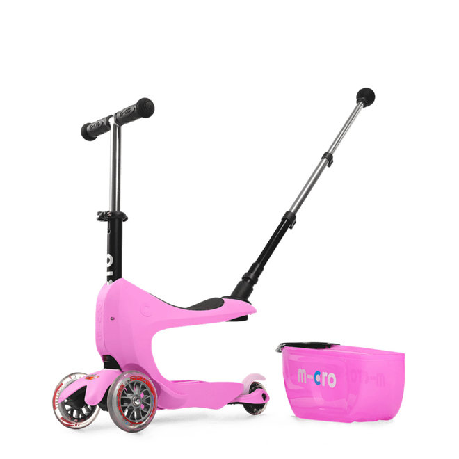 MICRO Mini2go Deluxe Plus Pink