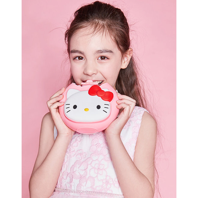 FAMILYOUT DONUT WATER BOTTLE - HELLO KITTY