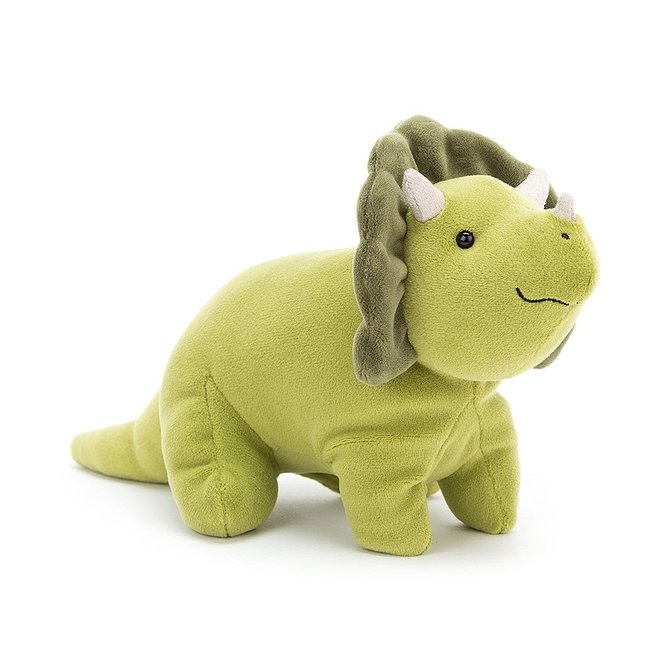 Mellow Mallow Triceratops